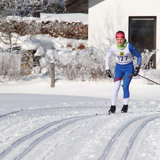 Eisenstraßen-Langlaufcup