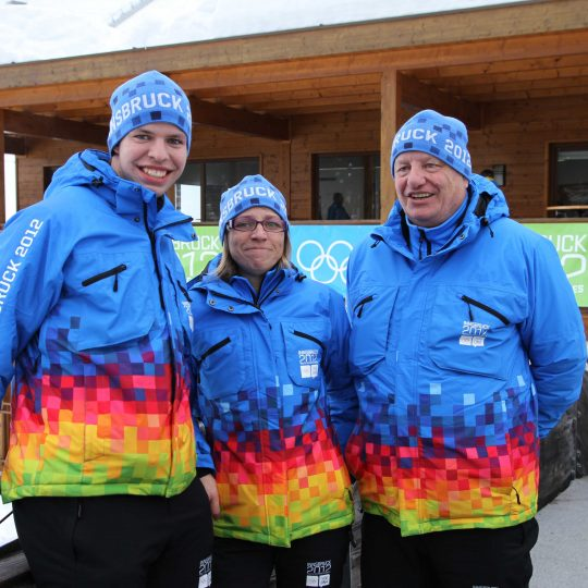 1st Youth Olympic Winter Games 2012