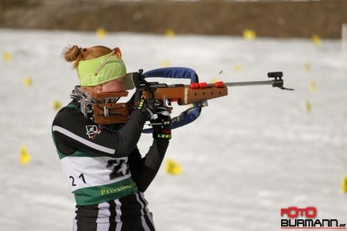 ÖM Biathlon 2012