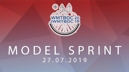 Model Sprint | WMTBOC 2019