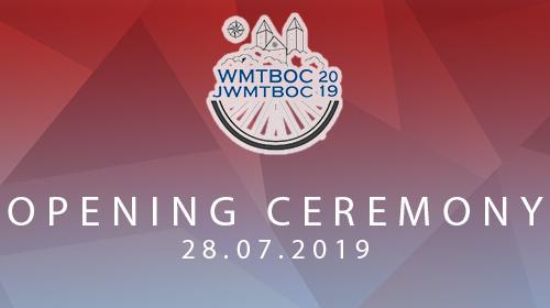 Opening | WMTBOC 2019