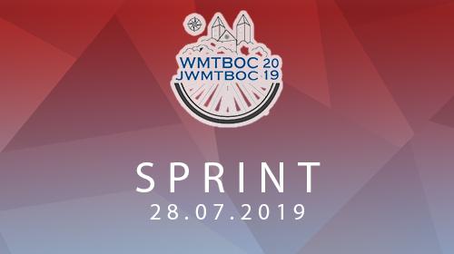 Sprint | WMTBOC 2019